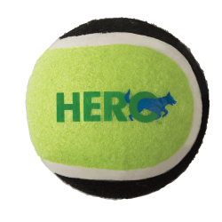 action tennis ball