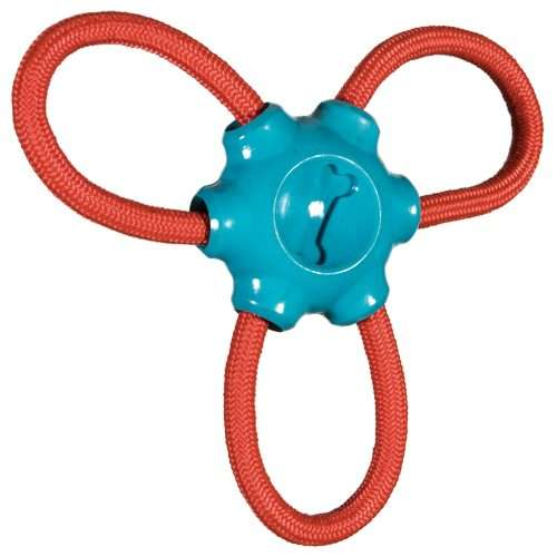 Chase 'N Chomp 60008 Daisy Rubber Toy