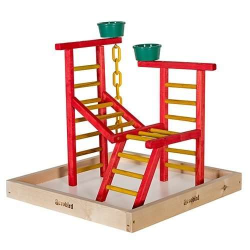 "18"" Junior Bird Playland with Cups"