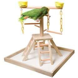"24"" Bird Pyramid Playland"