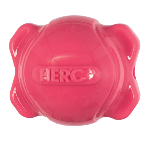 Hero Puppy Squeaking Bone Ball