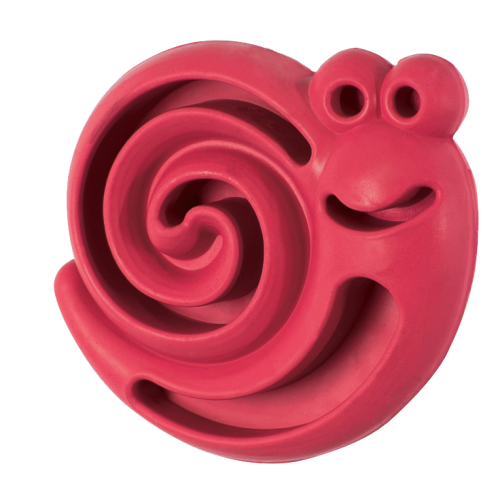 Pink Sammy the Snail Hero Puppy